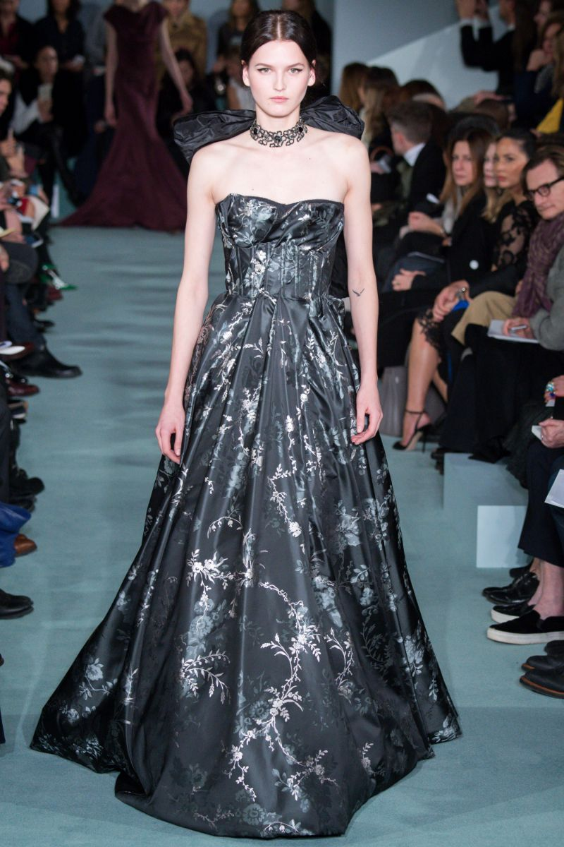 Oscar de la Renta Ready to Wear FW 2016 NYFW (52)