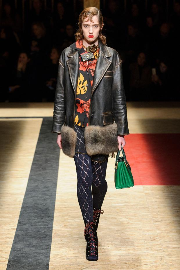 Prada Autumn Ready to Wear FW 2016 MFW (10)
