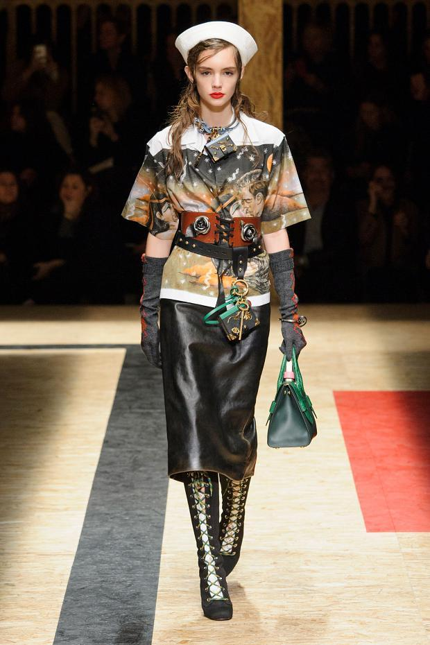 Prada Autumn Ready to Wear FW 2016 MFW (11)