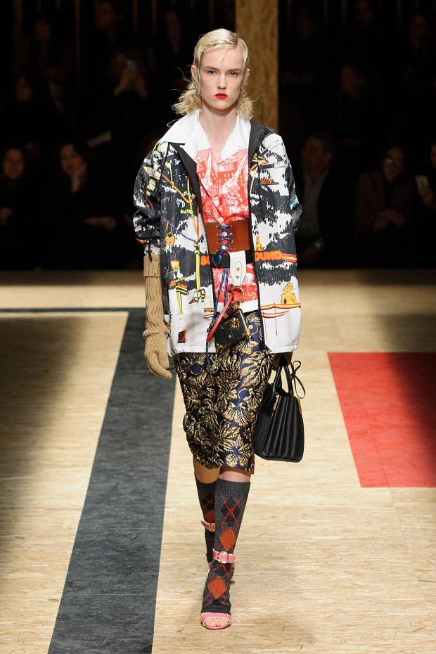 Prada Autumn Ready to Wear FW 2016 MFW (33)