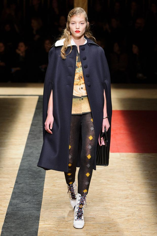 Prada Autumn Ready to Wear FW 2016 MFW (4)