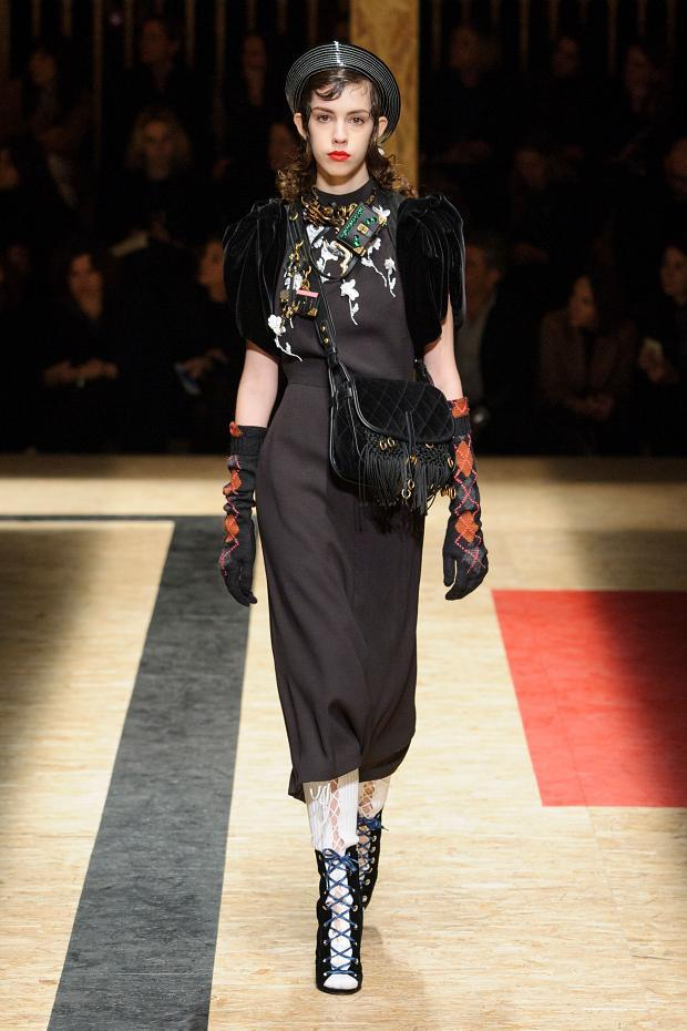 Prada Autumn Ready to Wear FW 2016 MFW (43)