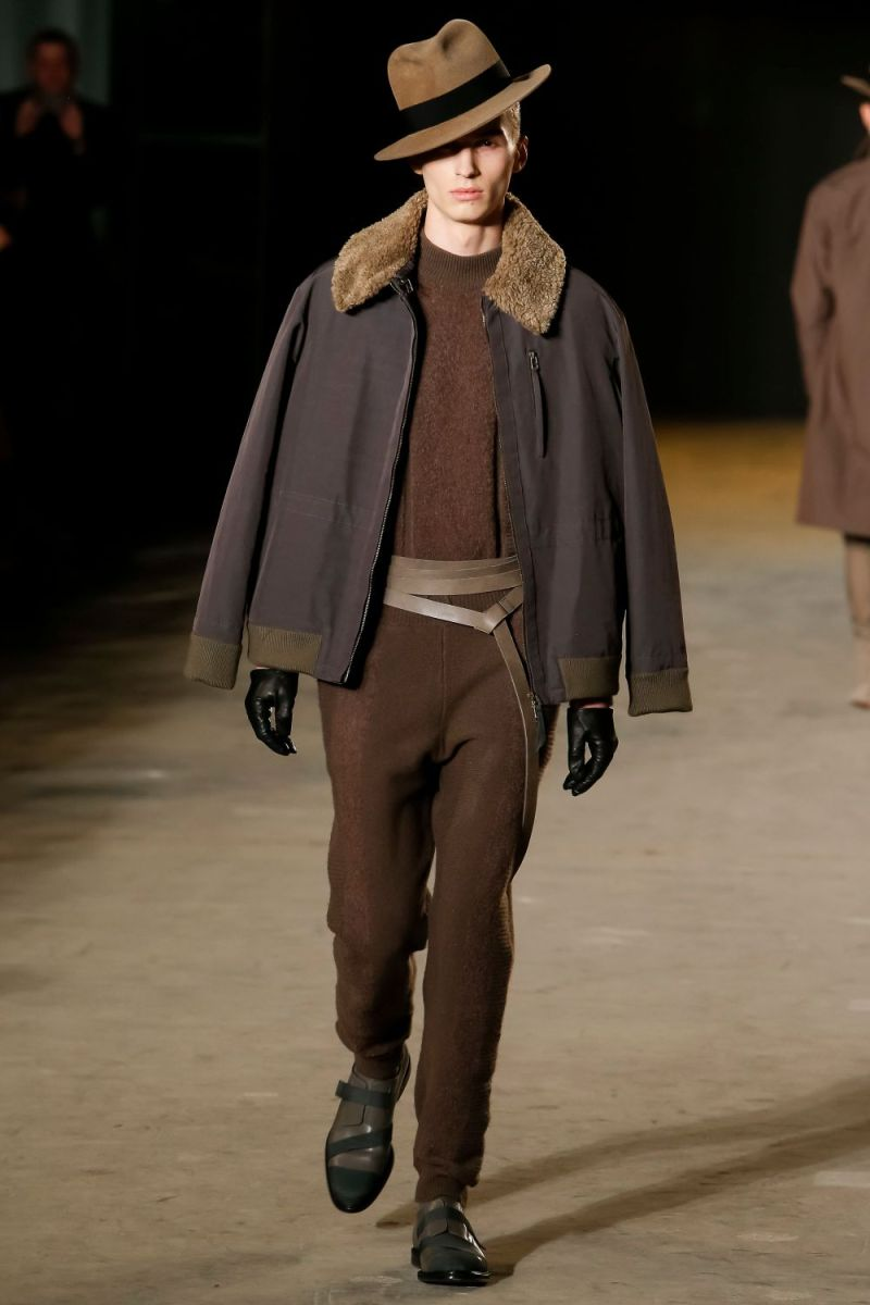 Robert Geller Menswear FW 2016 New York (16)