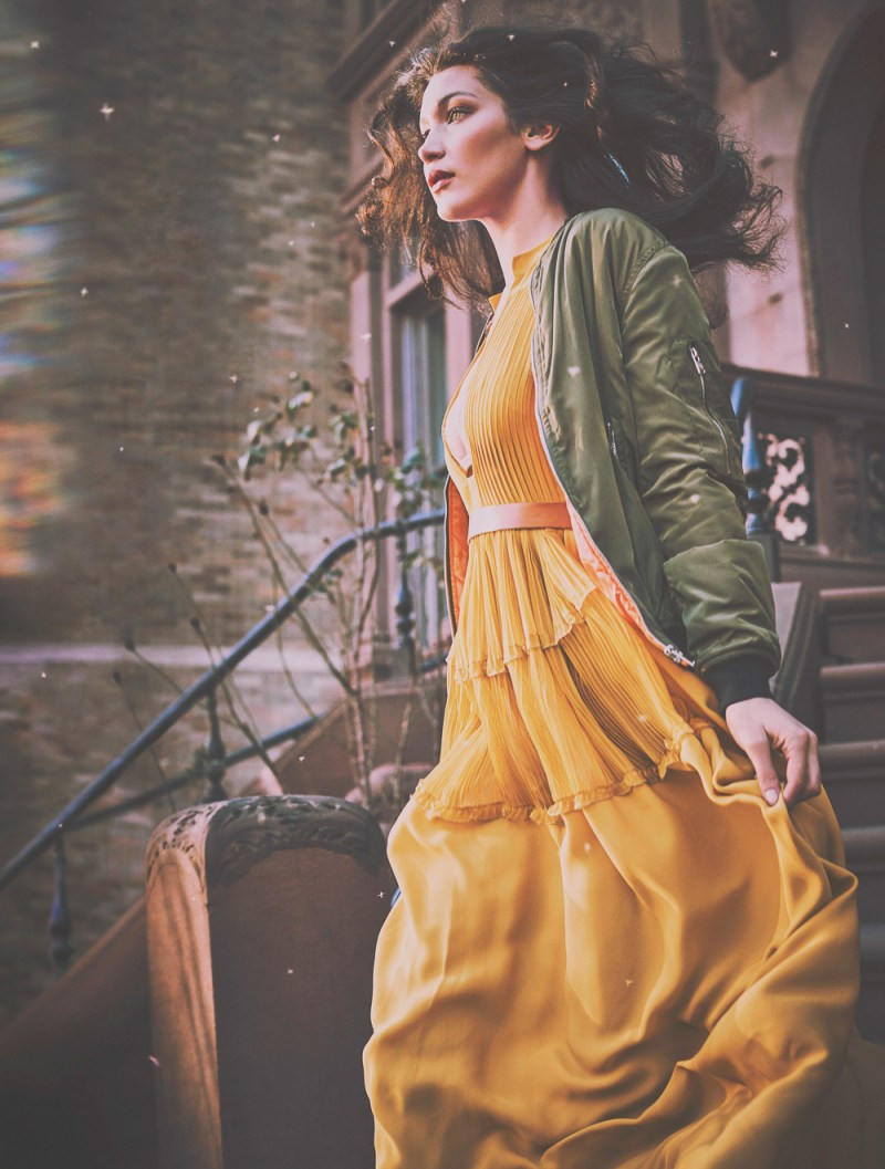 Bella Hadid by Guy Aroch (3)