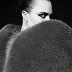 Cara Delevingne for Saint Laurent La Collection De Paris F/W 2016