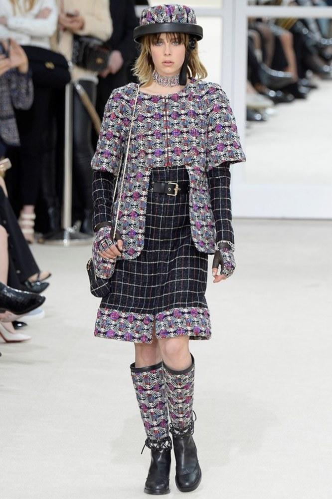 Chanel Ready to Wear FW 2016 PFW (2)