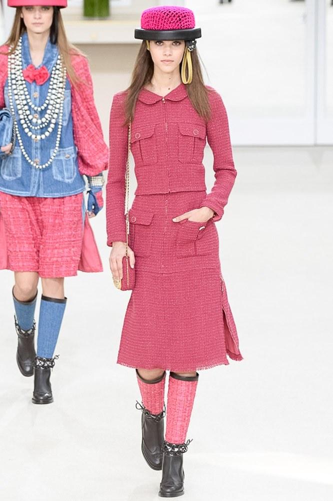 Chanel Ready to Wear FW 2016 PFW (7)