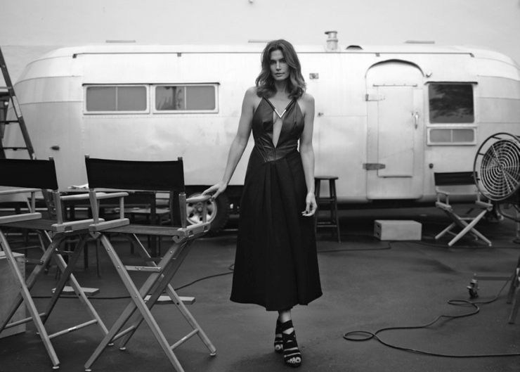 Cindy Crawford by Bryan Adams (7)