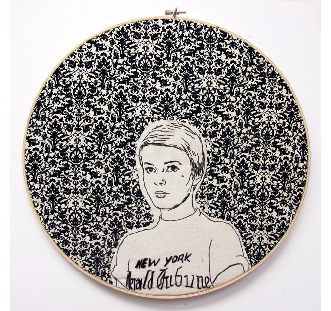 Embroidered Portiaits by Lucky Jackson (5)