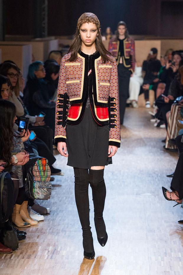 Givenchy Ready to Wear FW 2016 PFW (45)