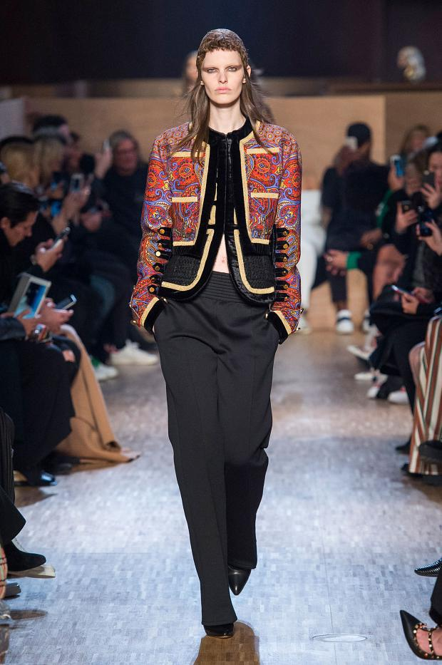 Givenchy Ready to Wear FW 2016 PFW (46)