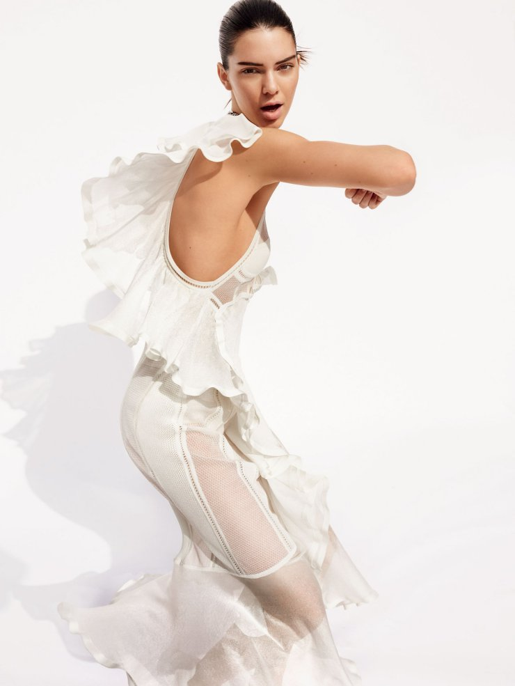 Kendall Jenner by Mario Testino (8)