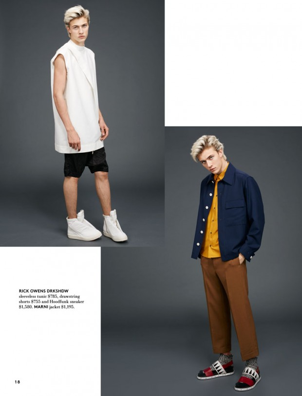 Lucky Blue Smith by Thomas Lohr (3)