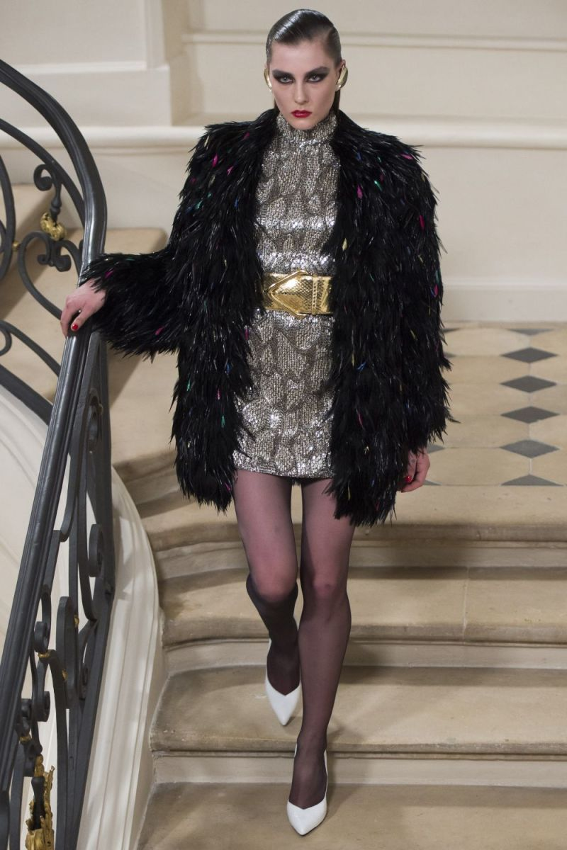 Saint Laurent Ready to Wear FW 2016 PFW (27)