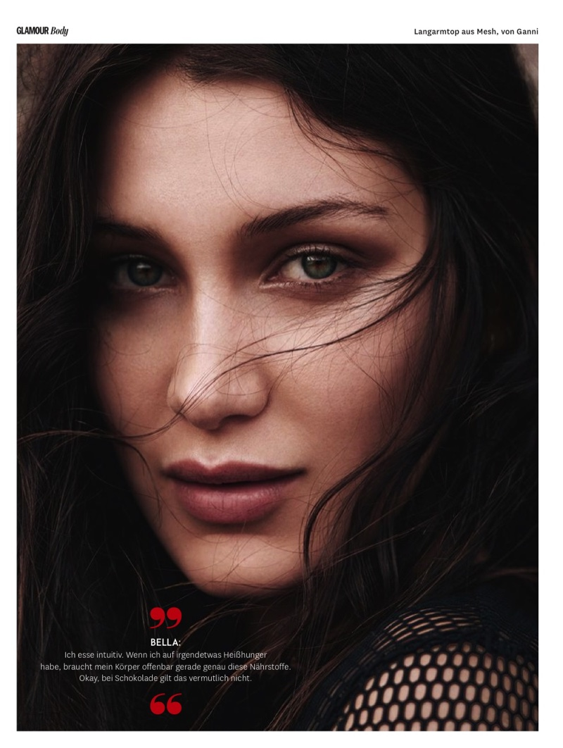 Bella Hadid by Jan Welters (4)