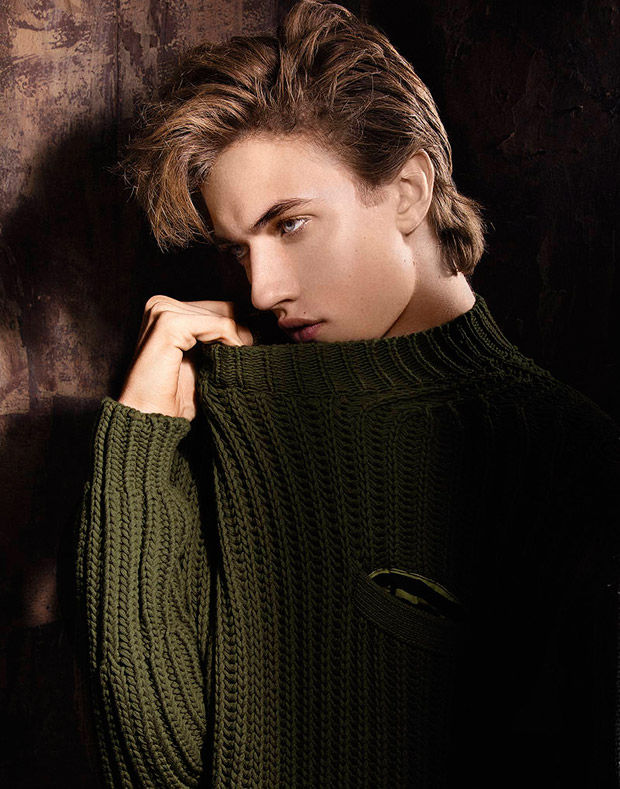 Lucky Blue Smith by Mike Ruiz (3)
