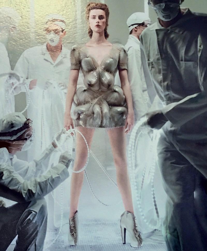 Rianne Van Rompaey by Steven Meisel (3)