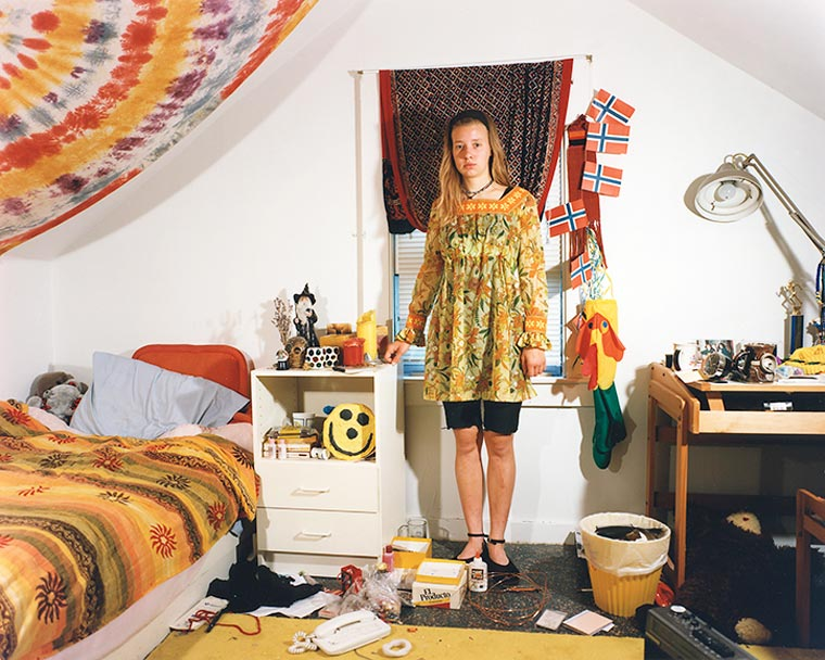 90's Teenagers in their Bedrooms (1)
