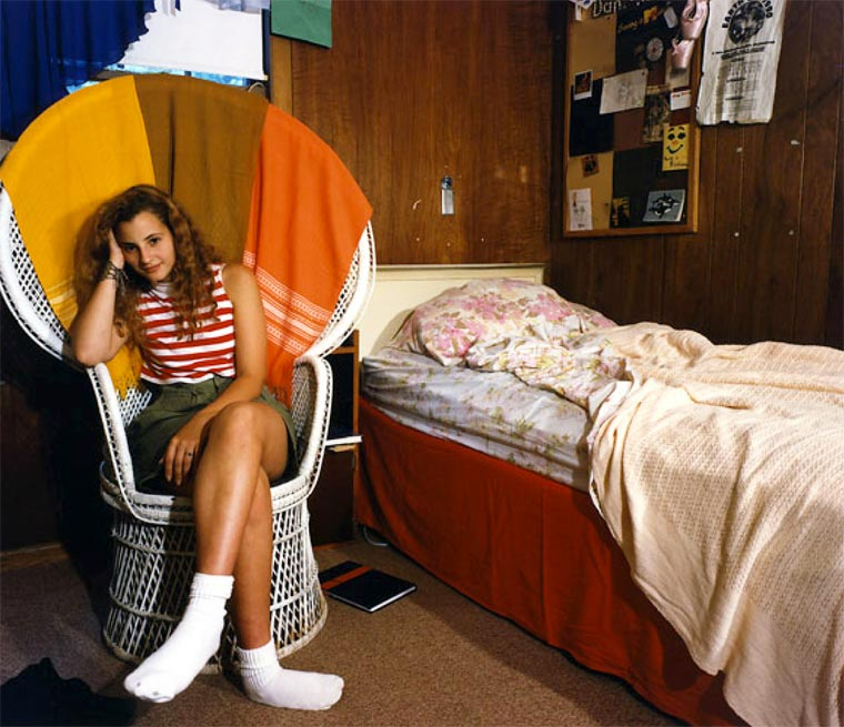 90's Teenagers in their Bedrooms (16)