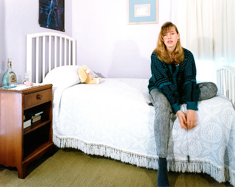 90's Teenagers in their Bedrooms (8)
