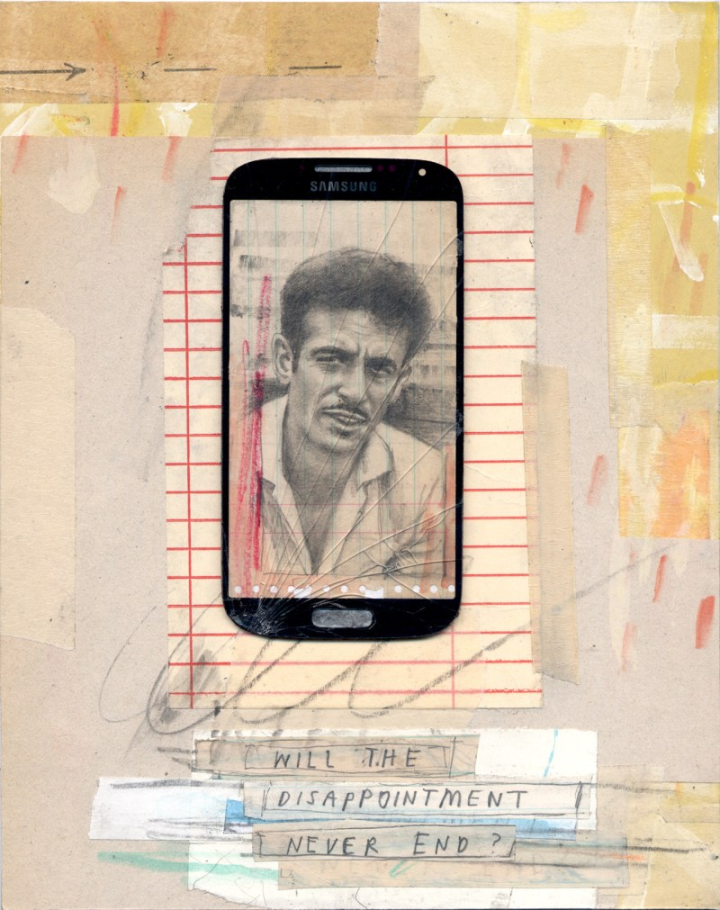 Cracked Phone Screen Art by David Fullarton (1)