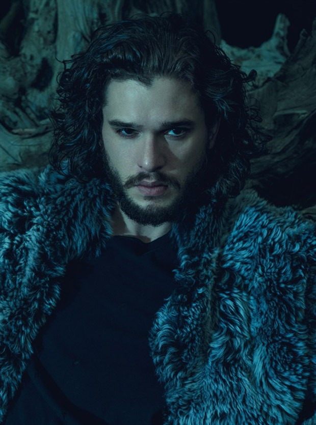 Kit Harington by Norman Jean Roy (4)