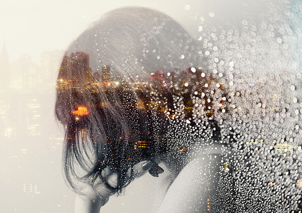 Multiple Exposure Photography by Miki Takahashi (2)