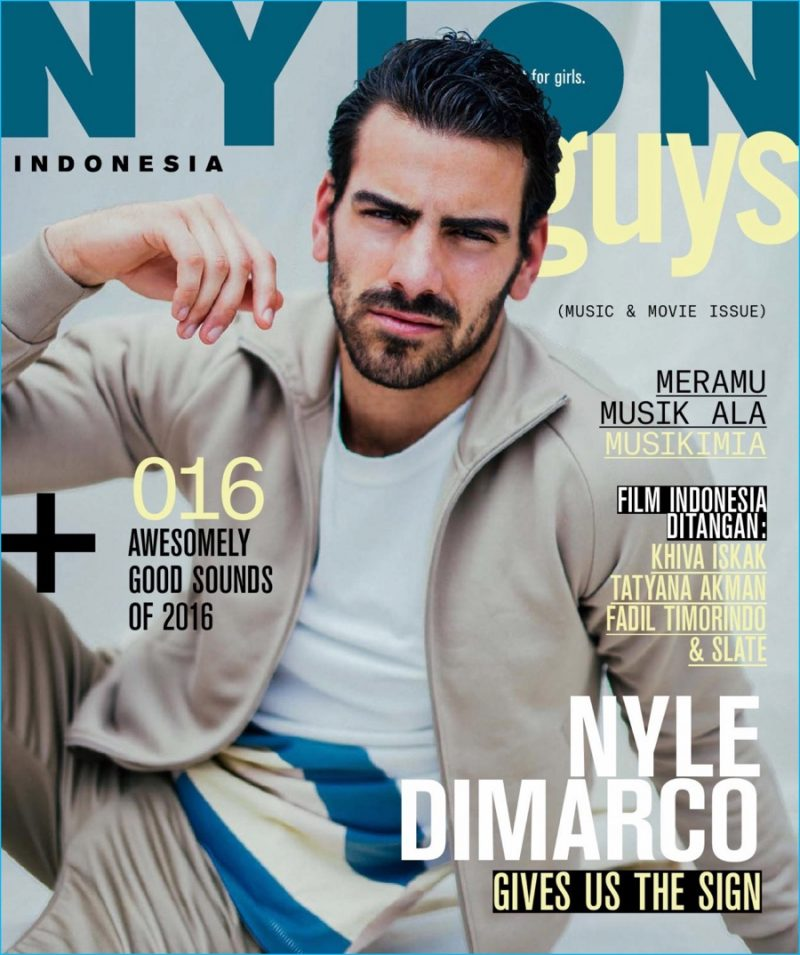 Nyle DiMarco by Andre Wiredja (1)