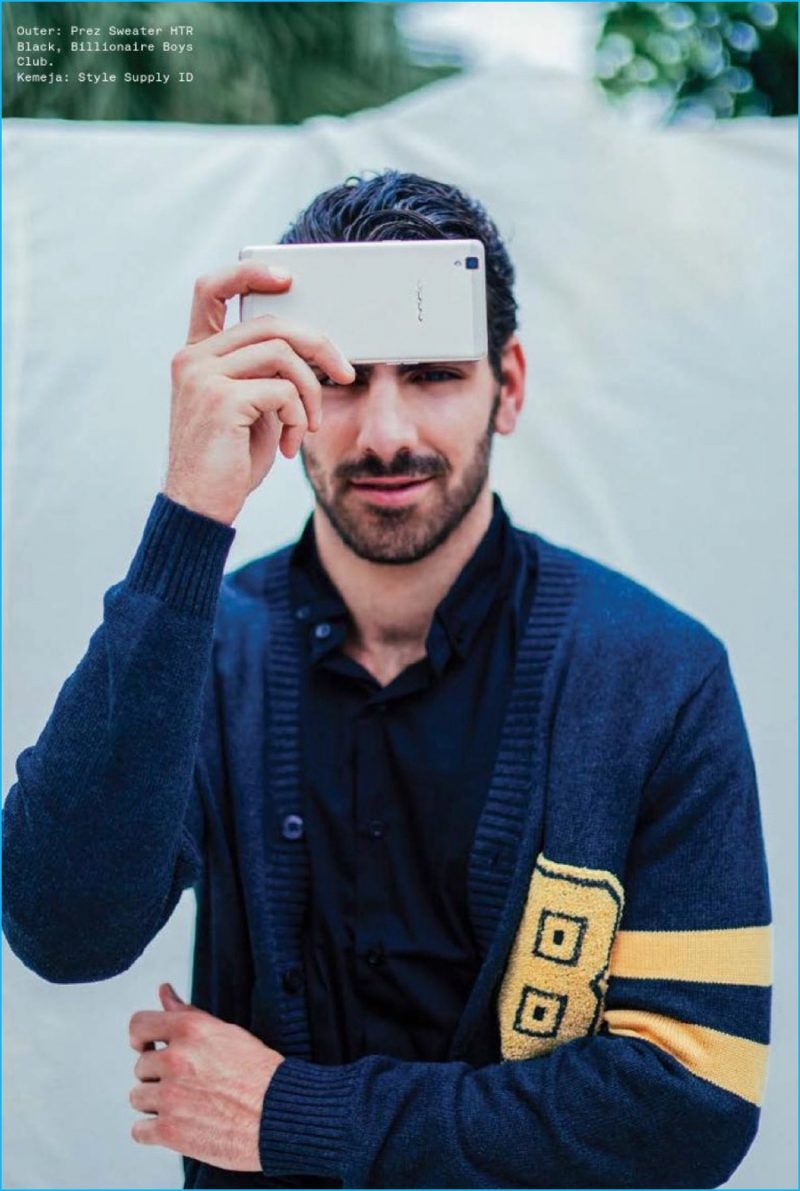 Nyle DiMarco by Andre Wiredja (7)