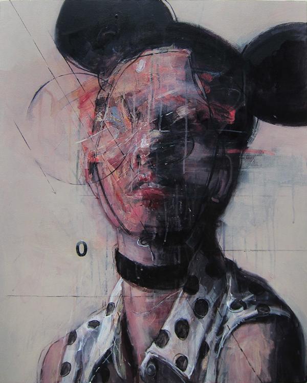 Portrait Paintings by Kim Byungkwan (2)