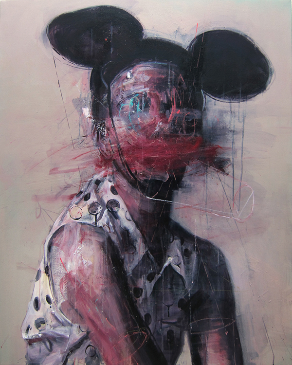 Portrait Paintings by Kim Byungkwan (3)