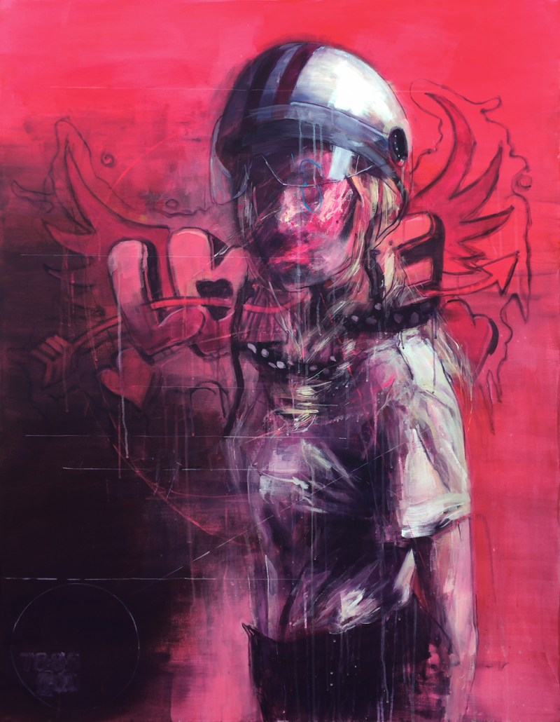 Portrait Paintings by Kim Byungkwan (5)