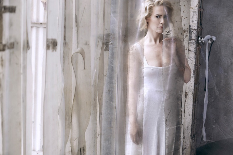 Sarah Paulson for No Tofu Magazine (5)