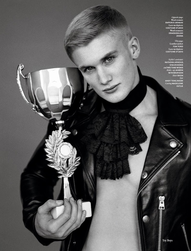 Zac Aynsley and Dan Scoble by Alasdair McLellan (9)