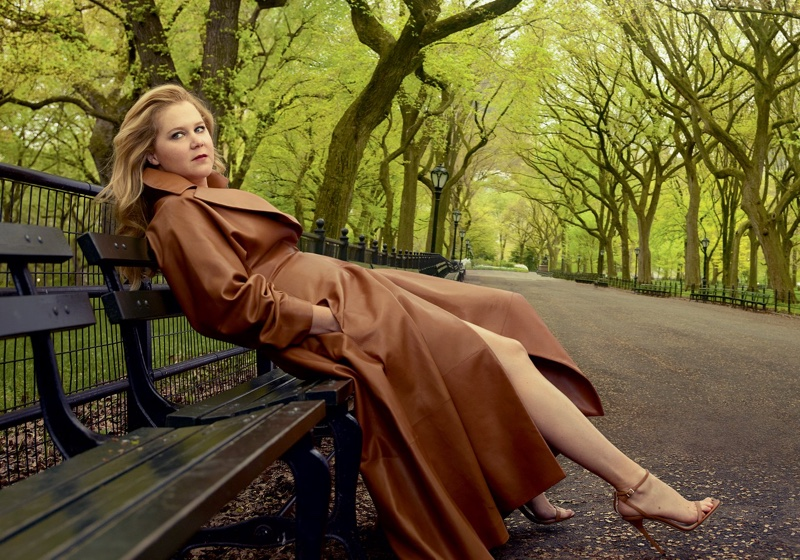 Amy Schumer by Annie Leibovitz (2)
