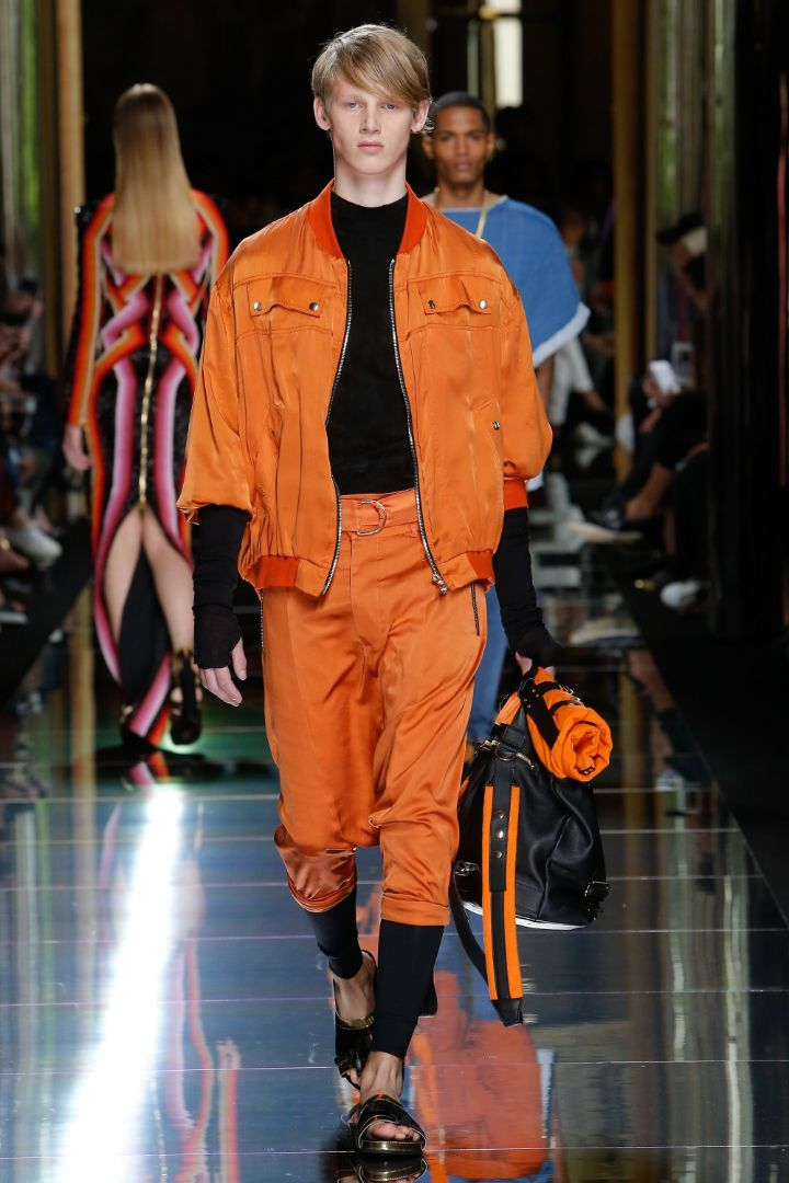 Balmain Menswear SS 2017 Paris (38)