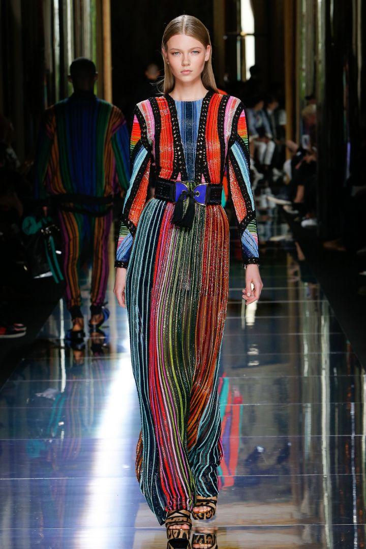 Balmain Menswear SS 2017 Paris (57)
