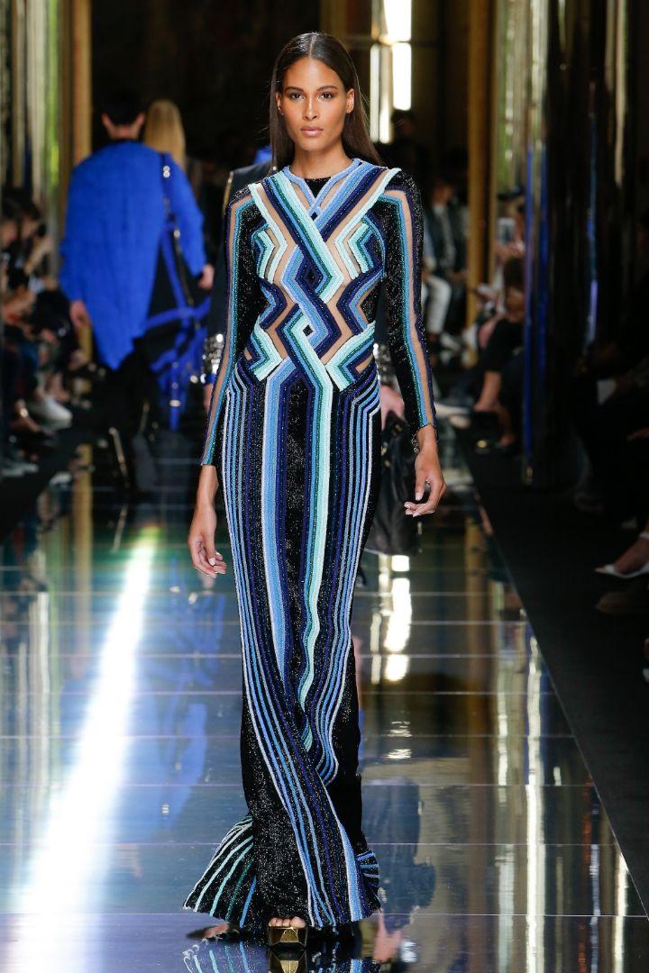 Balmain Menswear SS 2017 Paris (67)