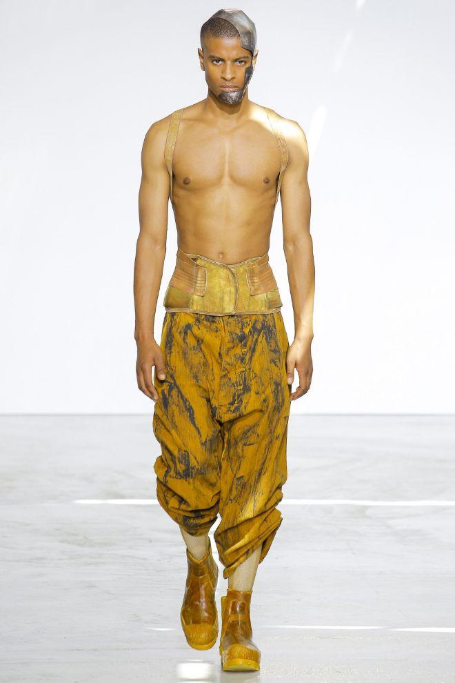 Boris Bidjan Saberi Menswear SS 2017 Paris (12)