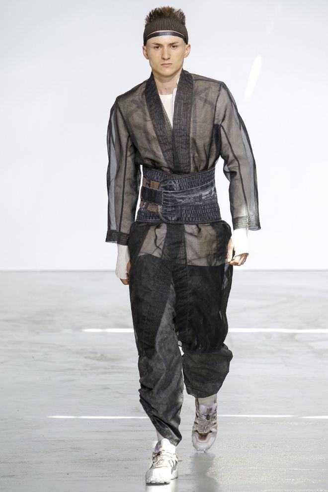 Boris Bidjan Saberi Menswear SS 2017 Paris (2)