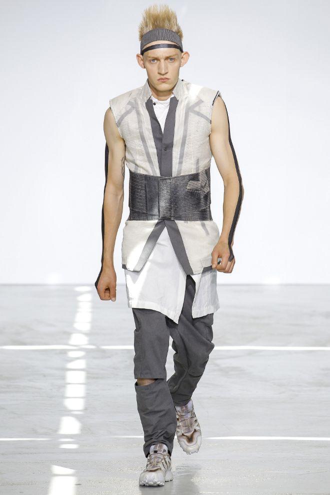 Boris Bidjan Saberi Menswear SS 2017 Paris (3)
