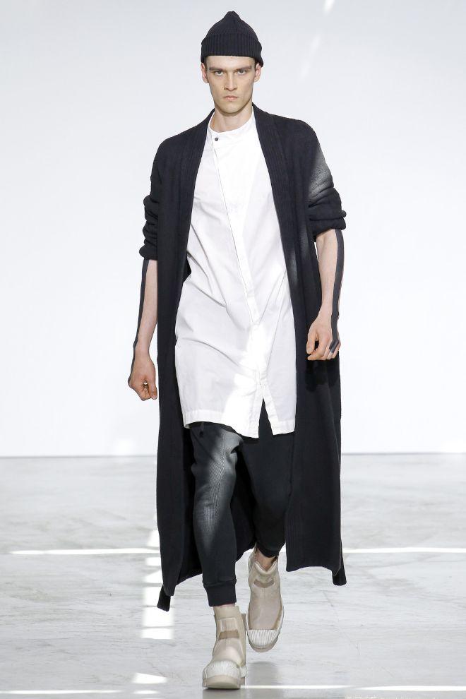 Boris Bidjan Saberi Menswear SS 2017 Paris (4)