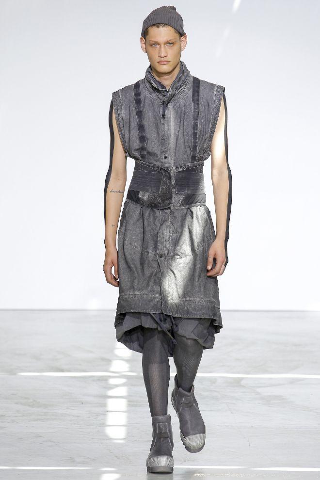 Boris Bidjan Saberi Menswear SS 2017 Paris (6)