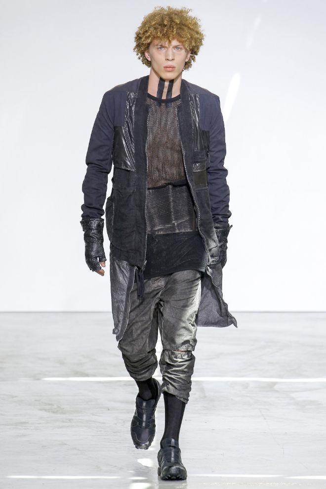 Boris Bidjan Saberi Menswear SS 2017 Paris (7)