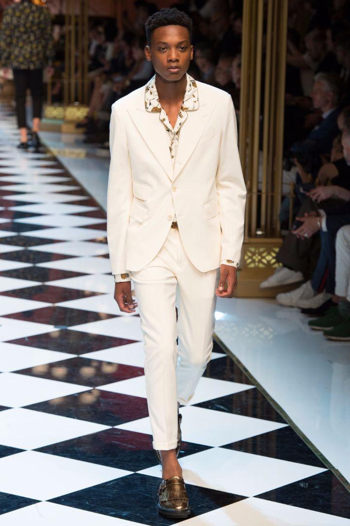 Dolce & Gabbana Menswear SS 2017 Milan (39)