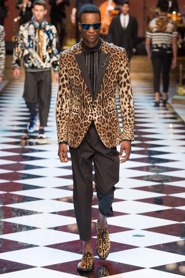 Dolce & Gabbana Menswear SS 2017 Milan (67)