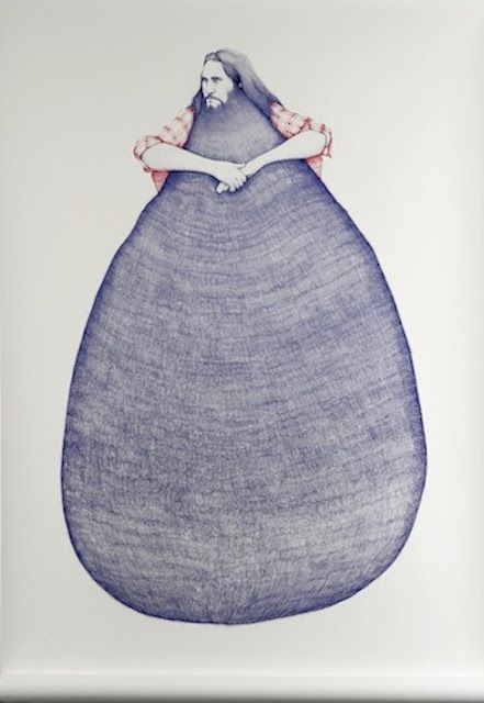 Drawings by Laith McGregor (2)