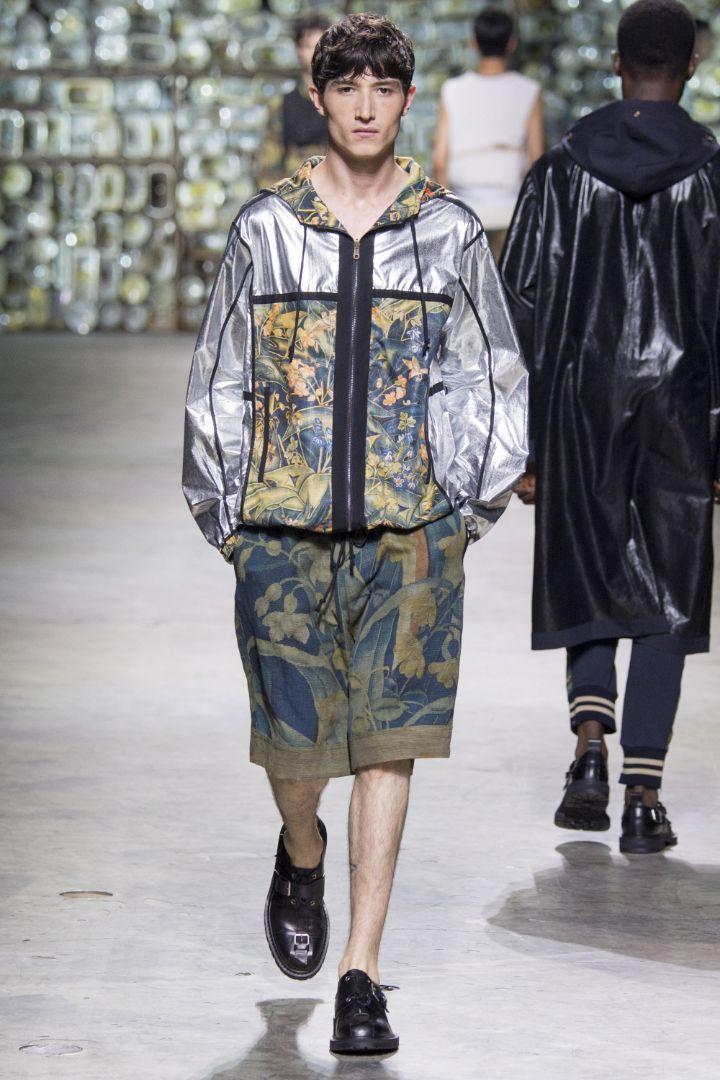 Dries Van Noten Menswear SS 2017 Paris (22)