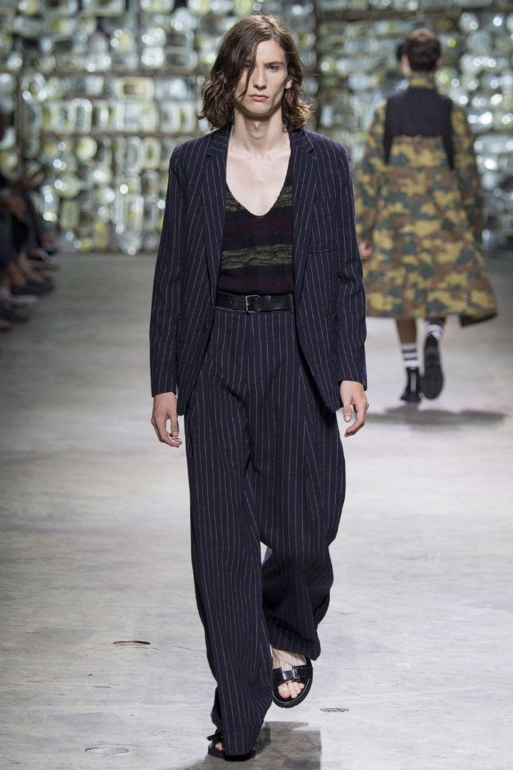 Dries Van Noten Menswear SS 2017 Paris (25)