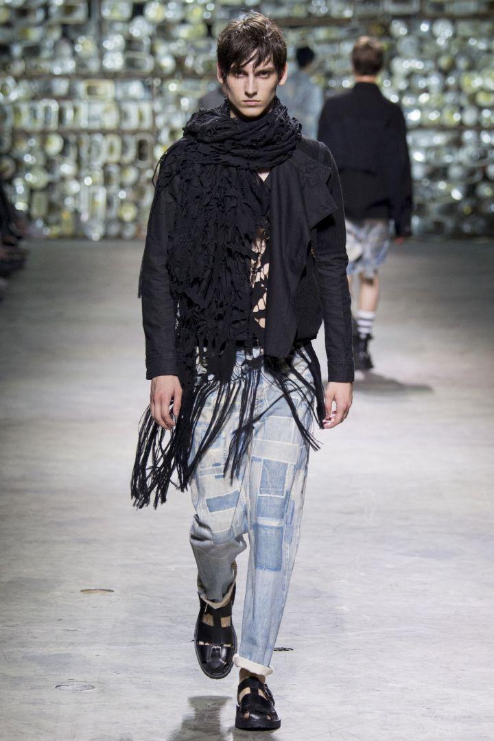 Dries Van Noten Menswear SS 2017 Paris (41)